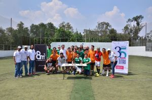 Finalistas torneo futbol