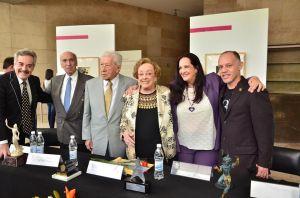 CITRU, Homenaje Mercedes Pascual