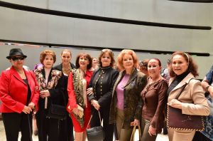 Teatro de las Artes CENART, homenaje Mercedes Pascual