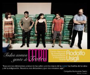 Compañía Murmurante Teatro