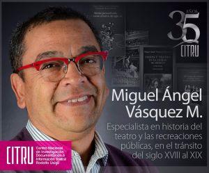 Miguel Ángel Vásquez M