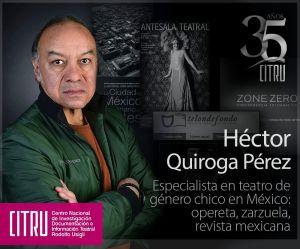 Héctor Quiroga Pérez
