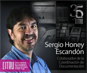 Sergio Honey Escandón