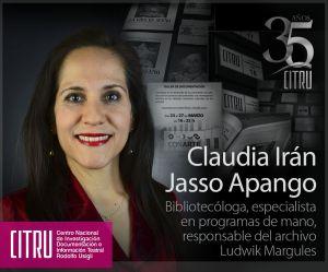Claudia Irán Jasso Apango