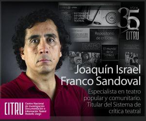 Joaquín Israel Franco Sandoval
