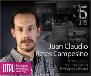 Jual Claudio Retes Campesino