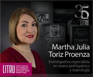 Martha Julia Toriz Proenza