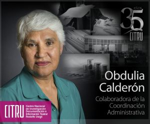 Obdulia Calderón