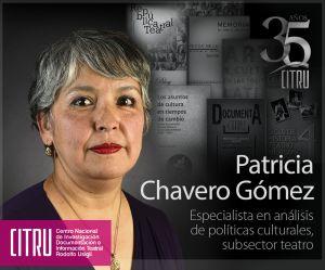 Patricia Chavero Gómez