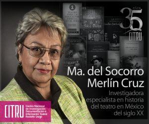 Ma. del Socorro Merlín Cruz