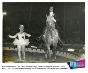 Circo Atayde del Fondo Sergio López